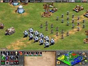 age of empires ii age of kings grouping and formations