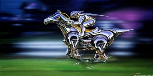chrome_Horse