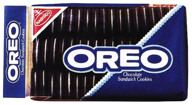 1993, Oreo Package