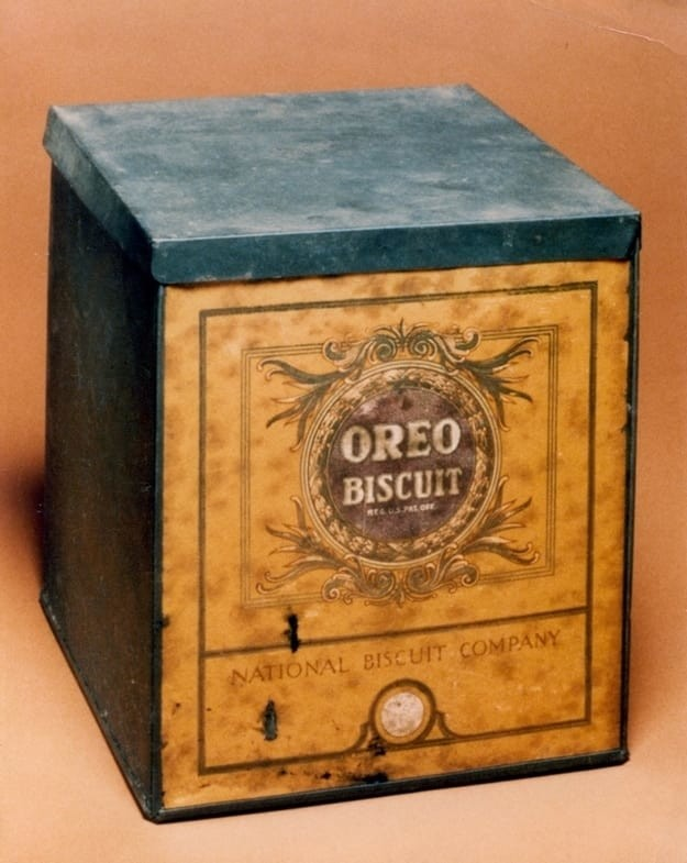 1912, the 1st Oreo Package