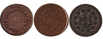 Changing Looks, Oreo Stamps