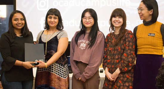 2018 student leadership award winners