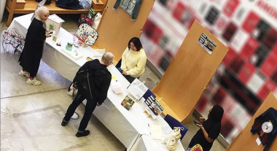 Image of OCAD Reuse Gallery Event, January 2020