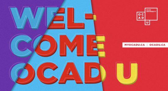 Welcome OCAD U
