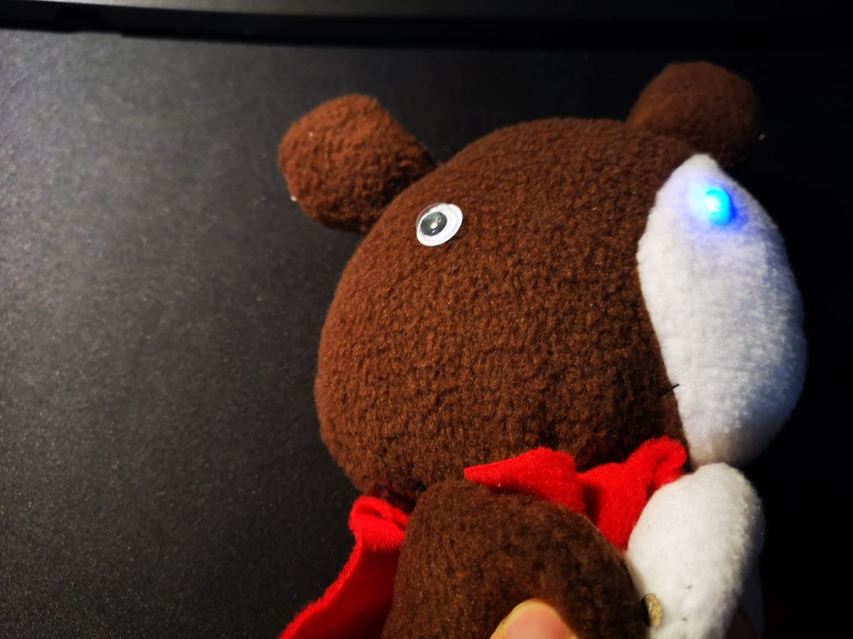 4.3 Crafting Electronic Swatchbook: Bear