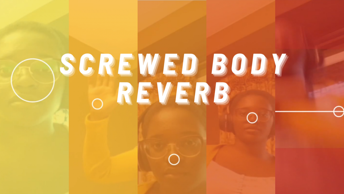 Screwed Body Reverberations by Candide Uyanze