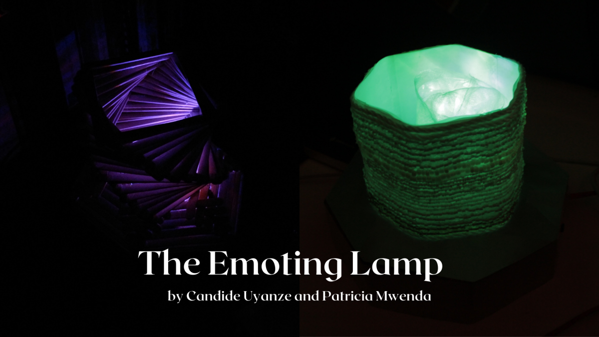 The Emoting Lamp