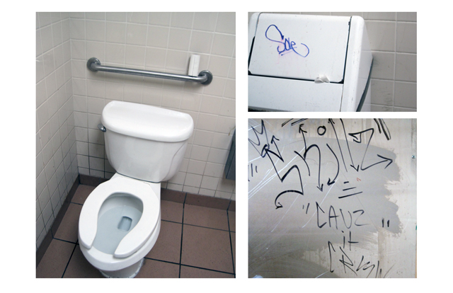 """Restroom Writings\"""