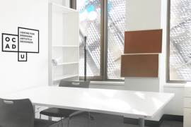 Rosalie Sharp Pavilion Career Launcher: Private Studio Space for Grads