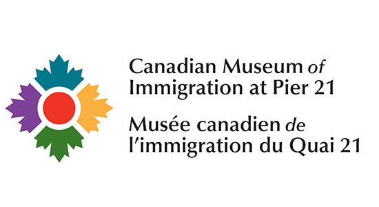 Canadian Museum of Immigration at Pier 21 logo