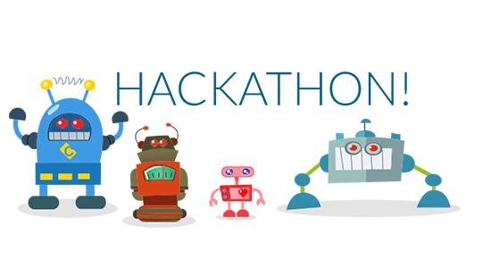 Hackathon clip art