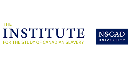 the Institute For the Study of Canadian Slavery at NASCAD University