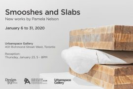 Smooshes and Slabs: New Works by Pamela Nelson