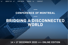 The Montreal Conference December 14-17