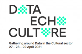Data Echo Culture conference logo