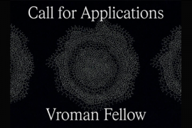 Vroman Fellow Call for Applications