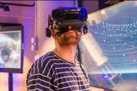 University Arts London VR image