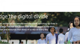 Ericsson Innovation Awards 2021. Bridge the digital divide The digital revolution has transformed the world, enriching our lives in countless ways. Yet half the planet lives without access to the tools, information and resources that many of us rely on every day.