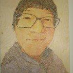 Sol Deun Kim: Self Portrait