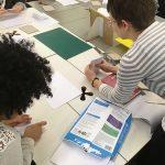 Zine Library Workshops: Hardcover Bookbinding Workshop 2017