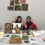 Vincy Lim and Heidi Ku