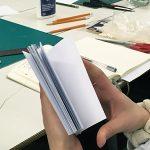 Hardbook binding workshop