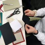 Hardbook binding workshop 2020