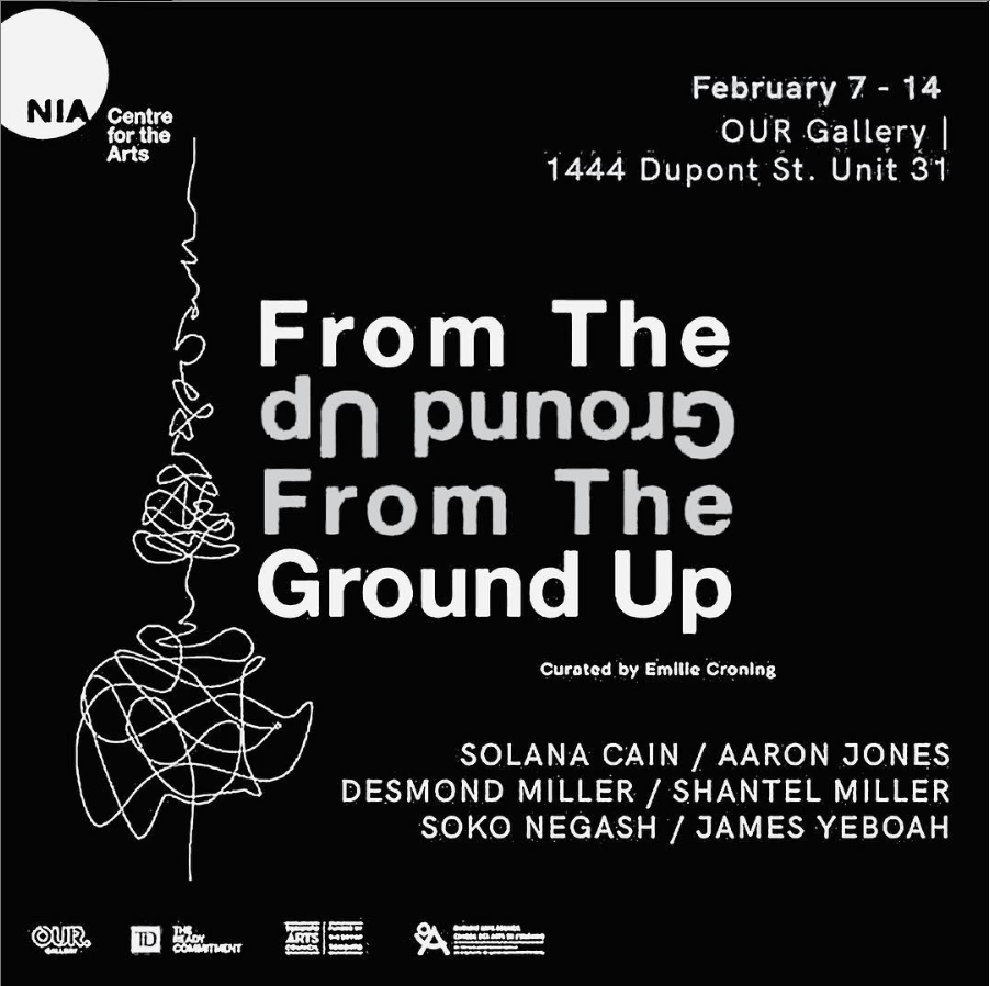 From The Ground Up alumni exhibiton: from the ground up – ocad u photography