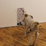 To Retrieve A Possible Heirloom, Kristi Chen (deer from stag and the pool), 2021